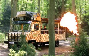 Dschungel-Safari-Tour - Serengeti-Park