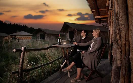 Entspannung pur - Urlaub in der Masai Mara Lodge