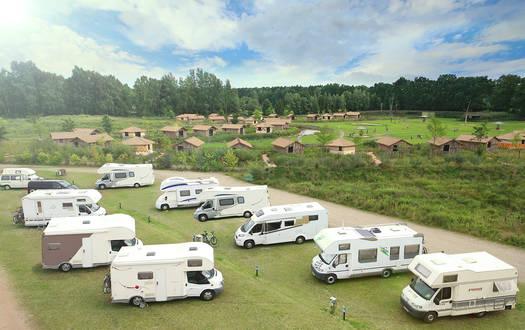 Wohnmobilstellplätze im Serengeti-Park