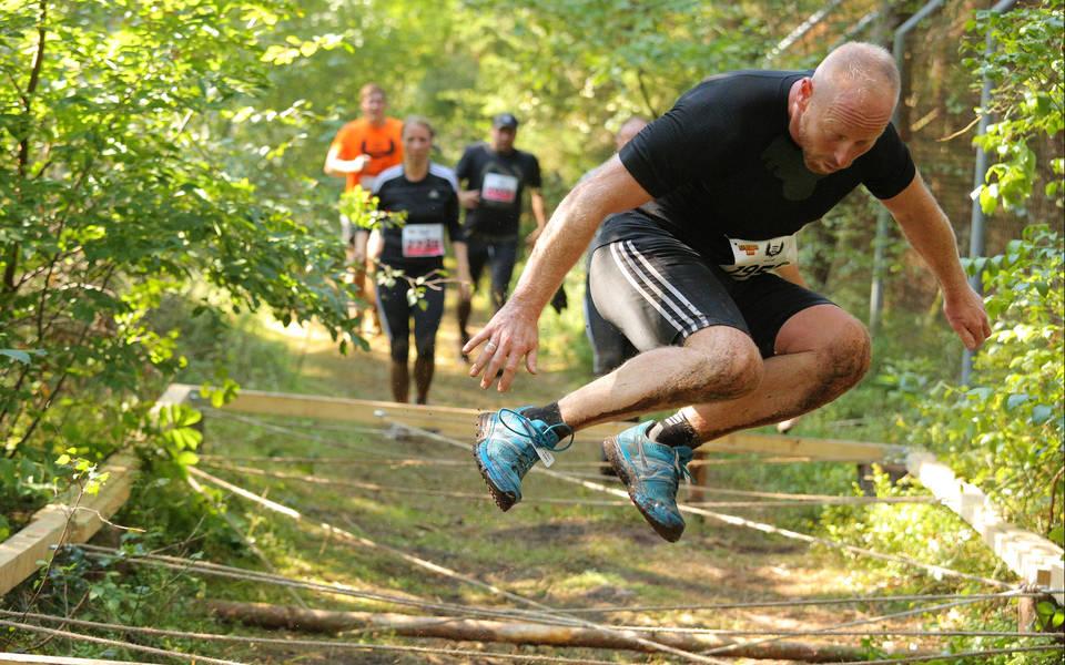Survival Run - Überwinde Hindernisse