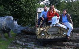 Familie Sepe Serengeti-Park-Hodenhagen