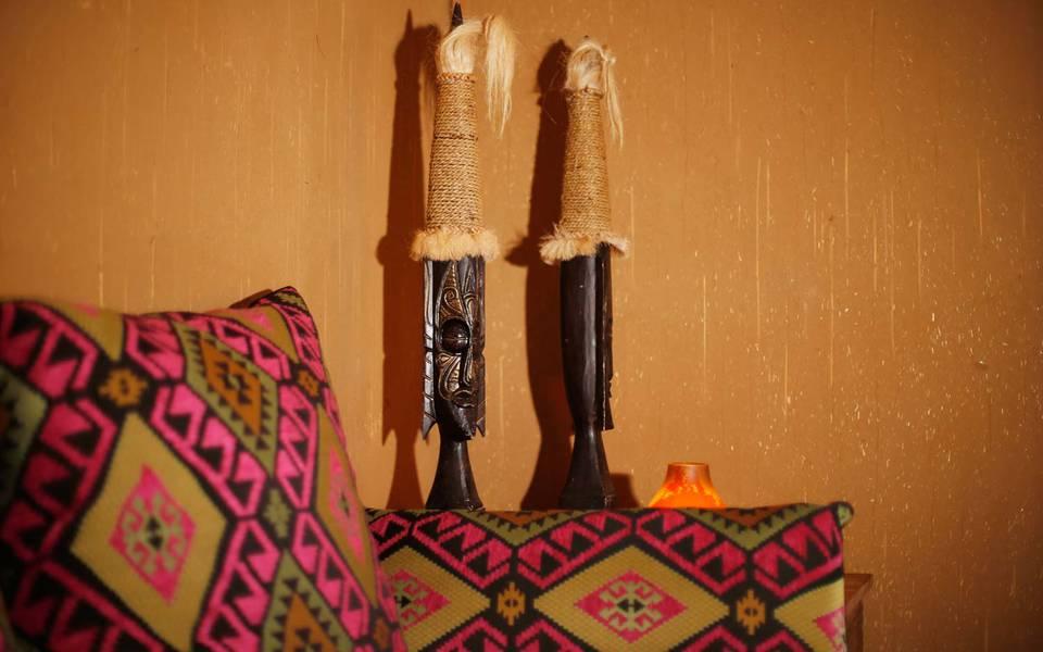 Urlaub wie in Afrika - Übernachten in der Masai Mara Lodge