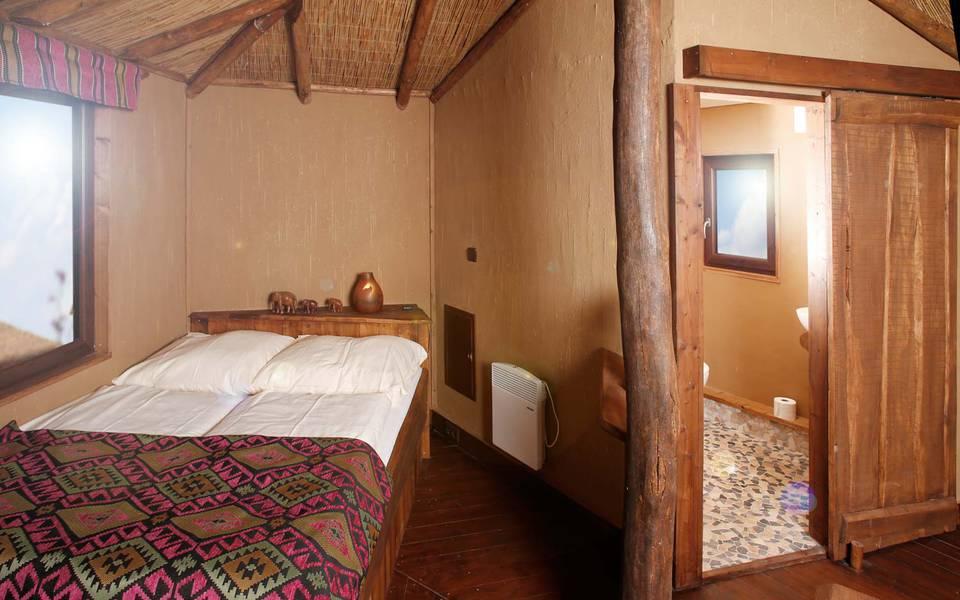 Übernachten in der Masai Mara Lodge