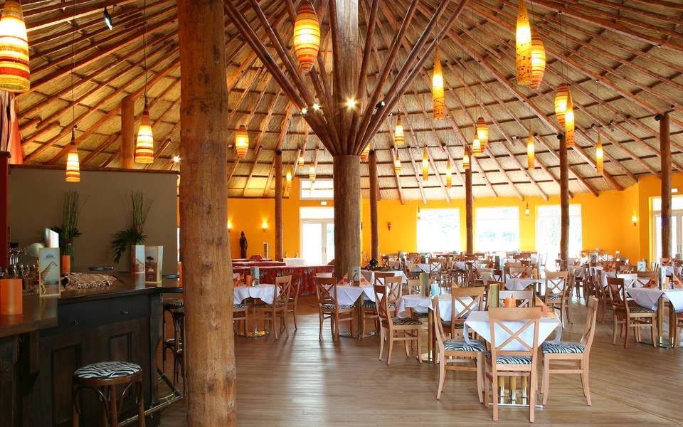 Savanne Lodge Restaurant Serengeti-Park Hodenhagen