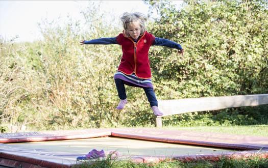 Jambo Jump Trampolin Serengeti-Park