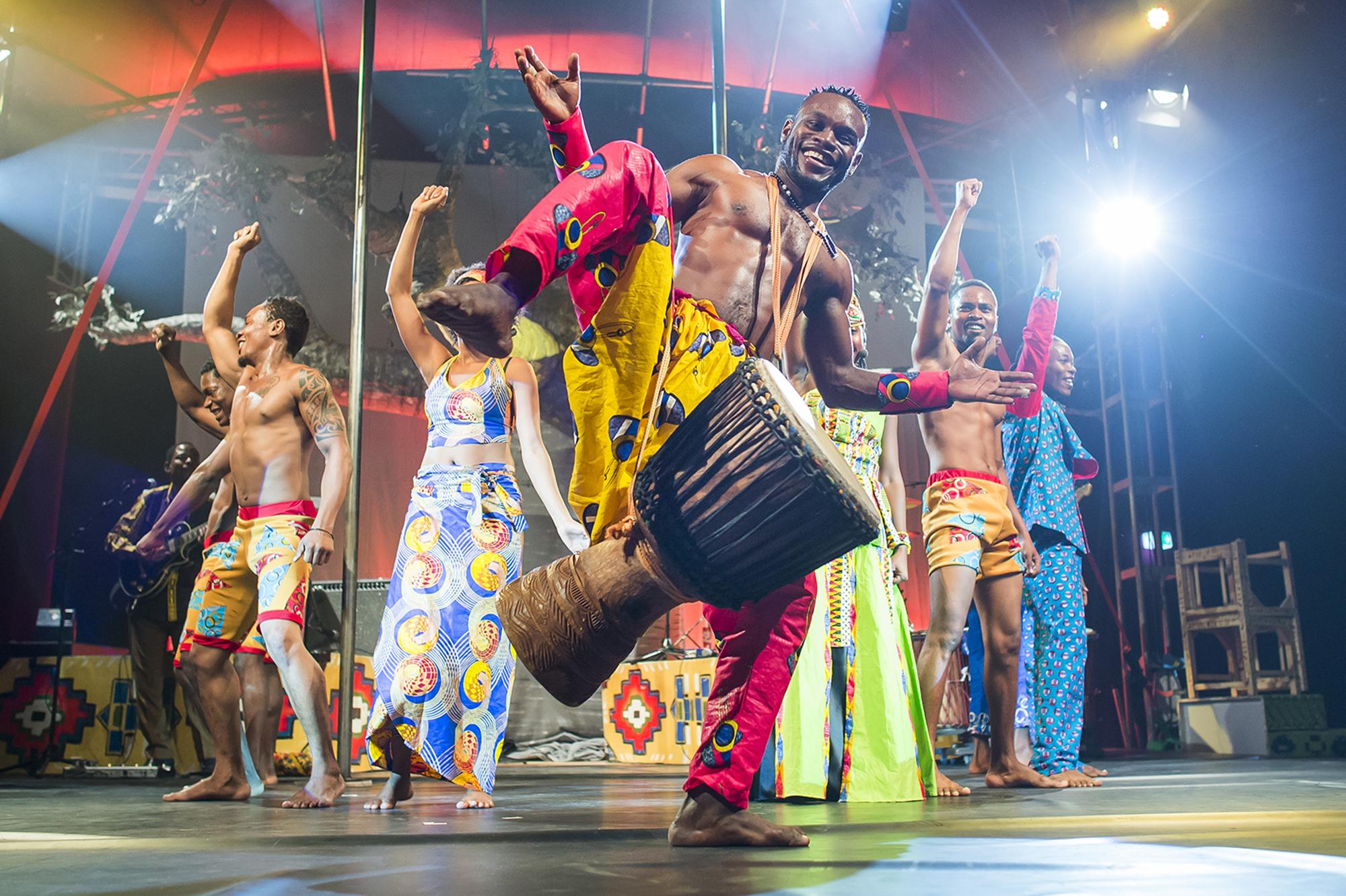 Jambo Bongo - Die Mitmach-Show im Serengeti-Park