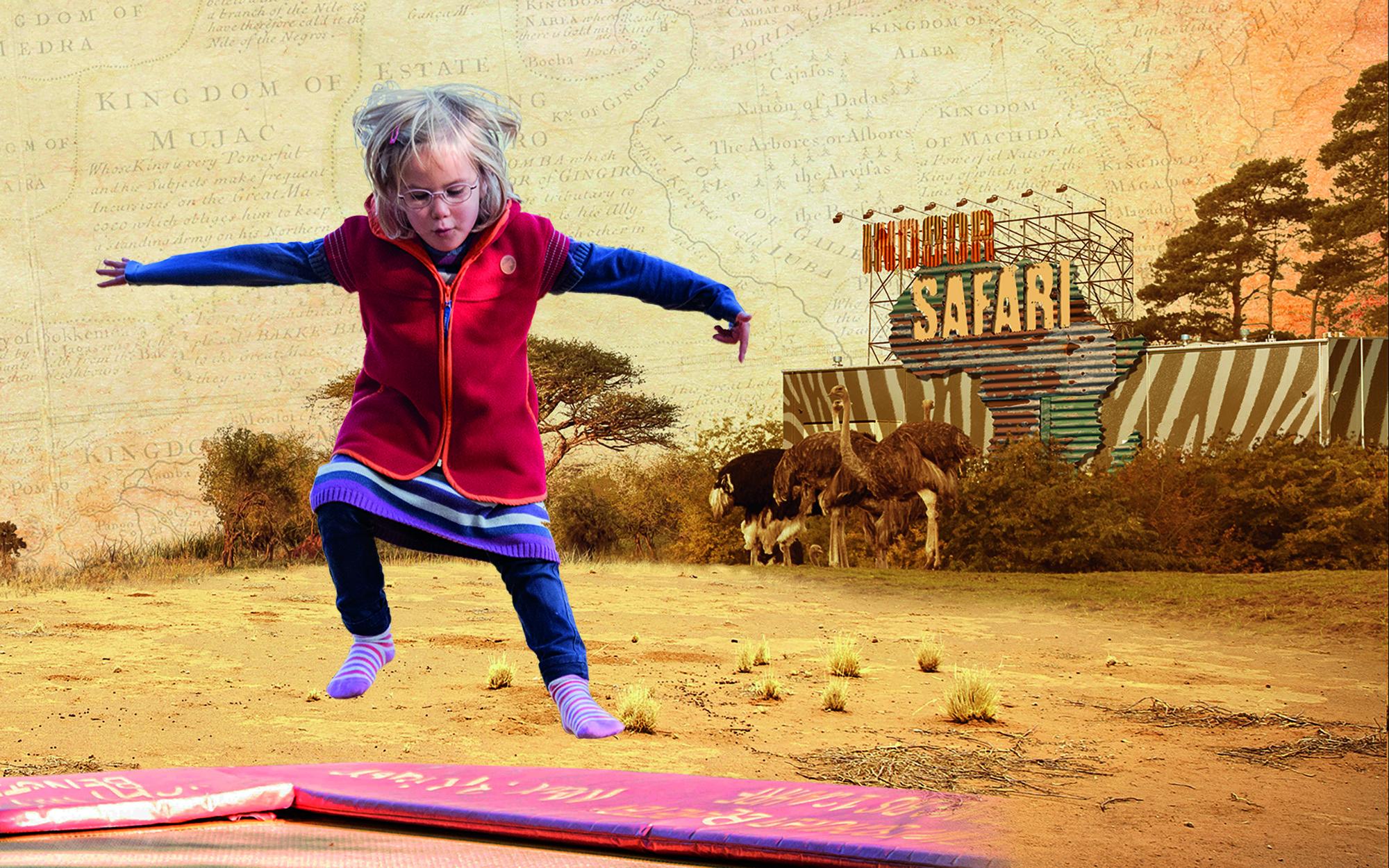 Die neue Indoor-Safari im Serengeti-Park