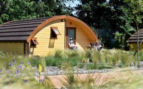 Dschungel-Lodges im Serengeti-Park Hodenhagen