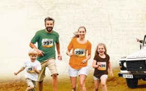 Serengeti-Run in Hodenhagen