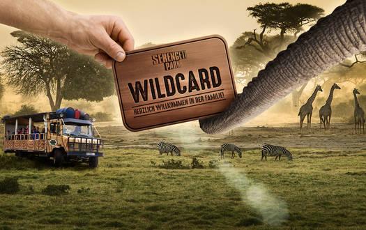 Ein Jahr Freizeitspaß mit der Serengeti-Park Jahreskarte