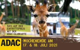 ADAC Wochenende 2021 im Serengeti-Park