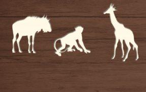 Wild-Areal Ostafrika im Serengeti-Park