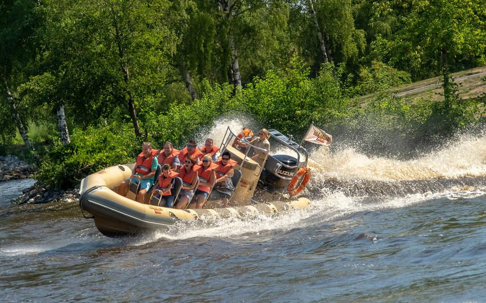 Splash-Safari im Serengeti-Park