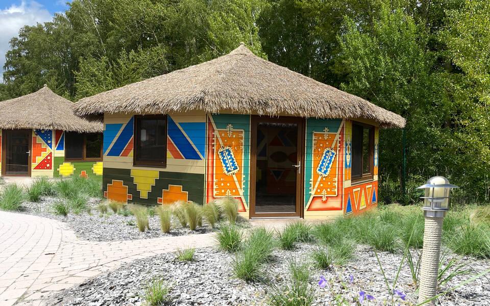 Die neuen Jambo-Lodges im Serengeti-Park Hodenhagen