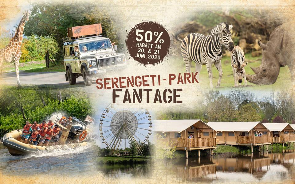 Fantage im Serengeti-Park Hodenhagen