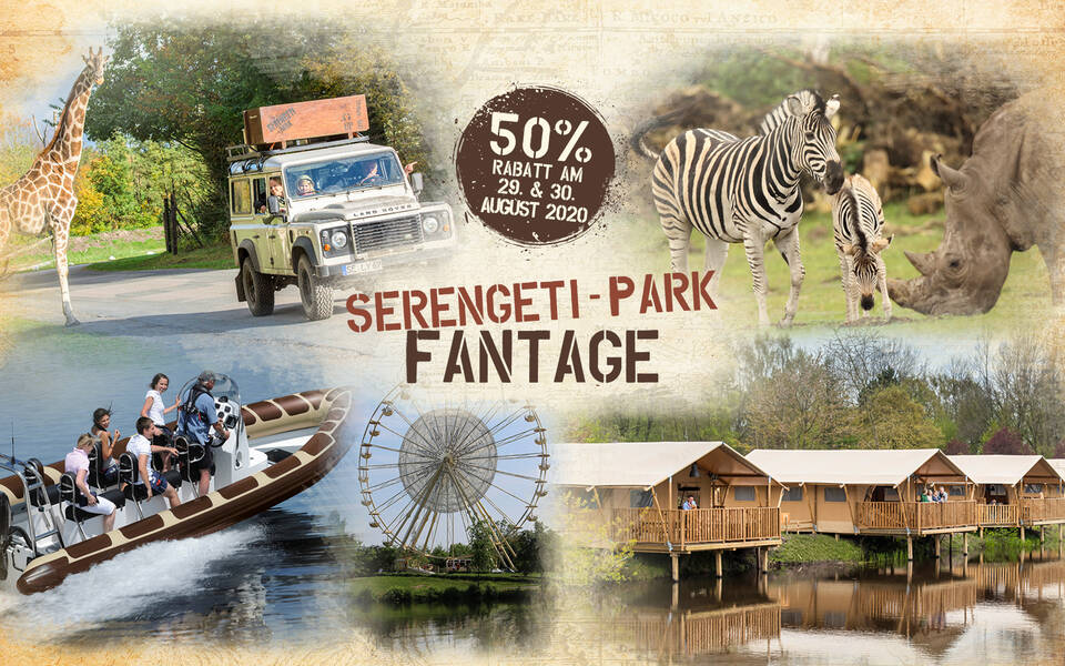 Fantage 2020 im Serengeti-Park Hodenhagen