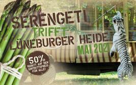 Das Frühlingsfest im Serengeti-Park