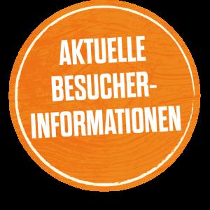 Aktuelle Besucherinformationen