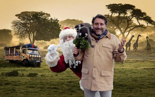 Santa Claus im Serengeti-Park - Der Film als Stream
