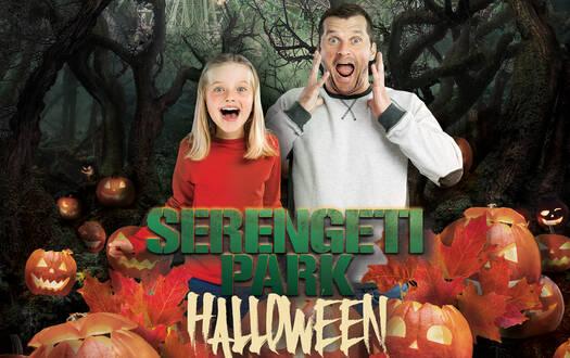 Halloween im Serengeti-Park