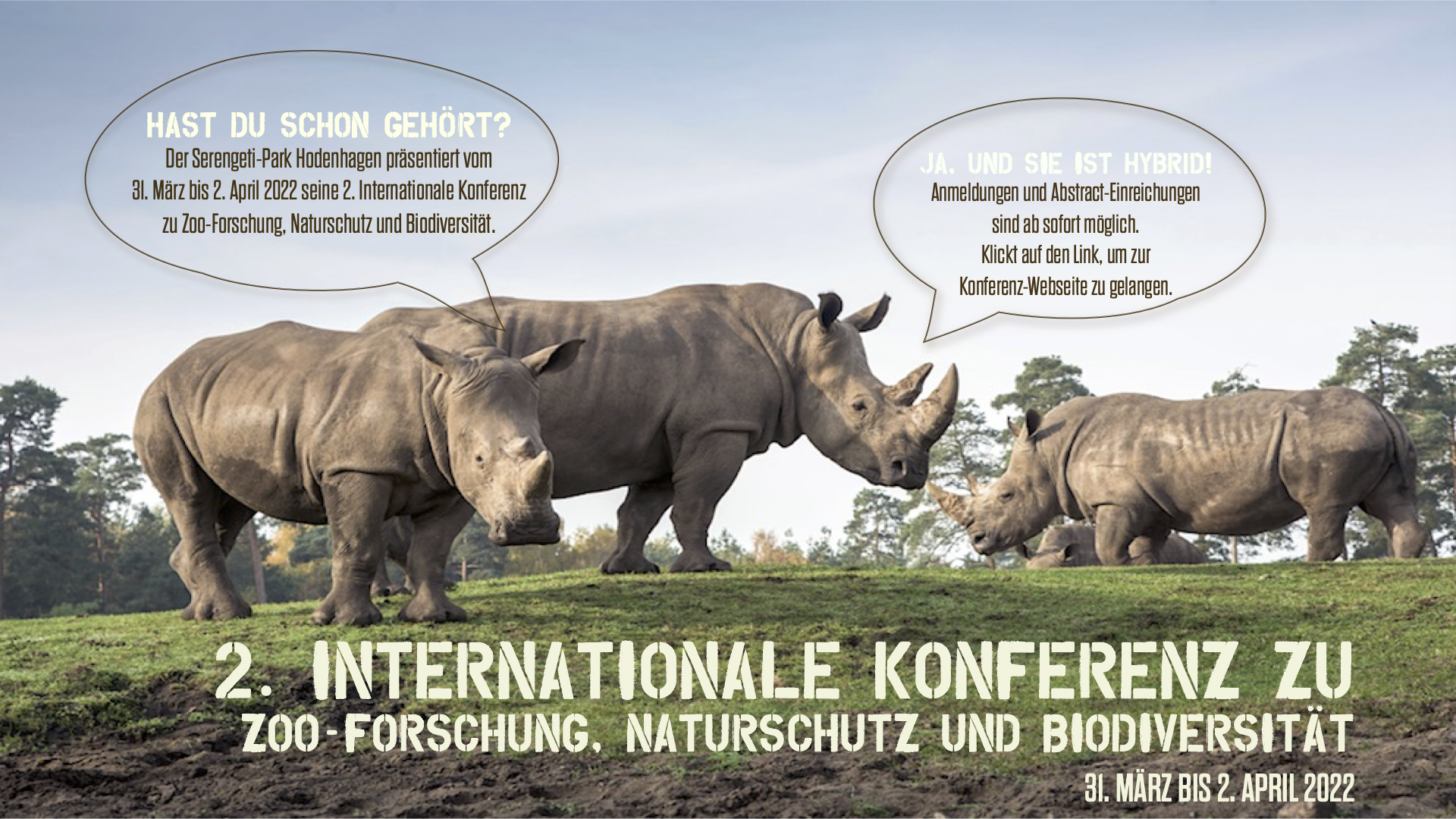 2nd IMZRCB Conference