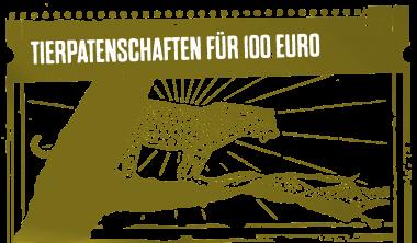 Tierpatenschaften für 100 Euro