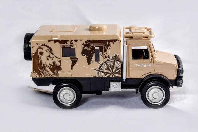 Raw Wheels Camper